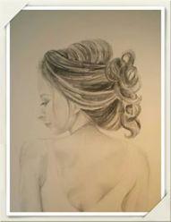 drawing portrait